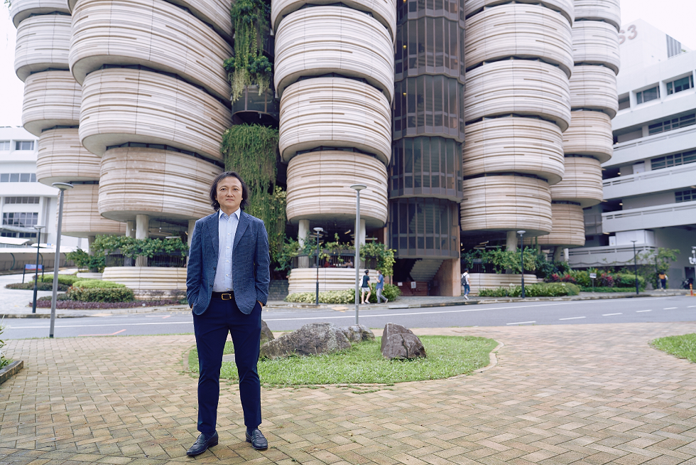 Nanyang Business School professor explains how technology and green financing are transforming the finance sector